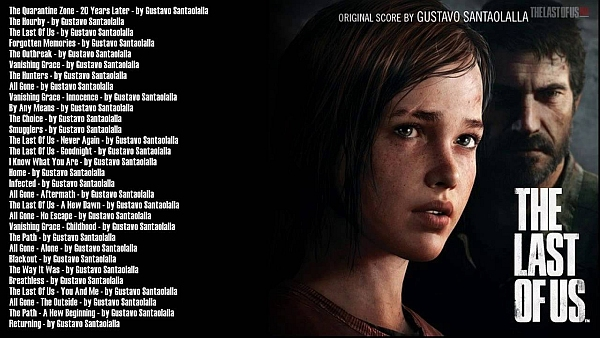 The Last of Us Video Game Soundtrack
