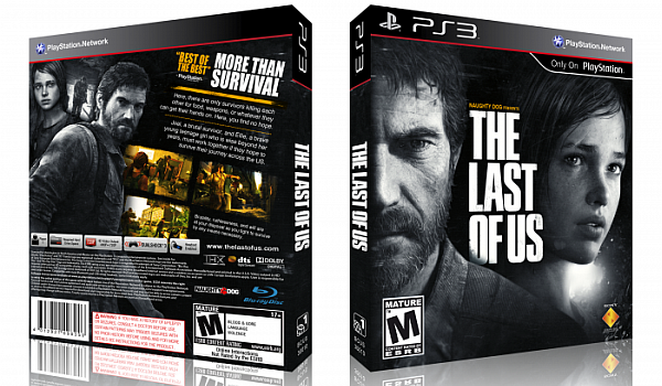 Download the Last of Us for Playstation 4