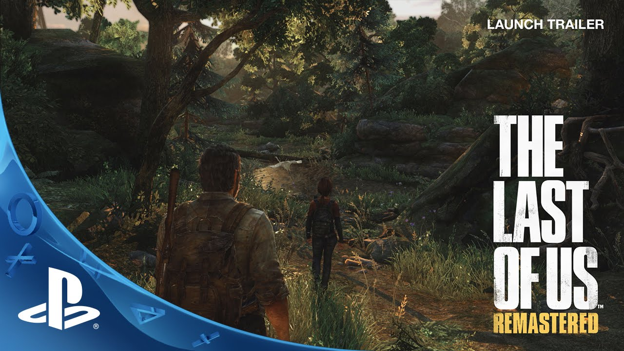 The Last of Us Remastered Trailer for PlayStation 4